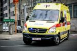 Six injured, including three children, during a multi-car pile-up in Gosselies (Charleroi)