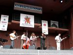 Chattanooga band introduces Belgium to bluegrass