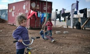 The refugee crisis is subsiding while political fallout is going strong