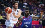 EuroBasket: Belgium gets off the mark with win over Britain