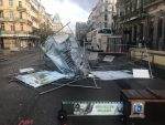 World Cup 2018 qualifications – the riots in Brussels leave 22 police officers injured