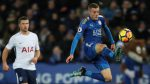 Vardy gives Mauricio Pochettino a reminder of failed title bid