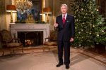 """King Philippe gives his Christmas speech – """"dare to wonder, rise above threats and cynicism"""""""