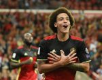 Axel Witsel of Red Devils awarded best goal for 2017