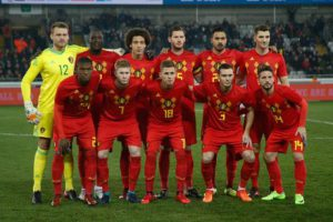 Belgian football federation launches new campaign