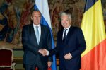 Didier Reynders visits Moscow: new stage of dialogue relaunched