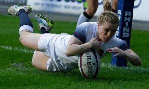 England's Ellie Kildunne dazzles again in Six Nations win over Ireland