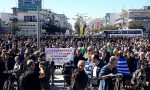 Greek protesters demand release of two soldiers held in Turkey