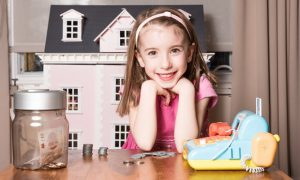 Game on: it's never too early to teach children about money