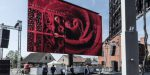 Belgian company develops the largest transportable screen in the world