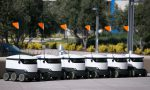 On this week first robot delivery drivers start work at Silicon Valley campus