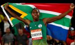 Caster Semenya storms to 1500m title but is criticised by fellow runners