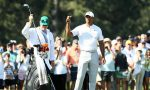 'Walking miracle' Tiger Woods calms talk of Masters comeback victory
