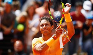Rafael Nadal recovers to destroy Fabio Foniini's hopes for Rome's Triumph