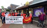 'McStrike': the employees of McDonald's leaving work for zero-hours contracts