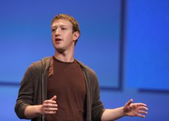 Zuckerberg will appear before the European Parliament on Tuesday