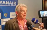 Ryanair CEO urges unions to cancel the strike