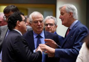 EU ministers approve draft Brexit deal