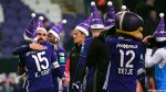Anderlecht end the year with a win