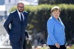 Charles Michel, Angela Merkel and Brexit