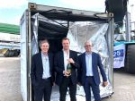 Lindemans brewery trades lorries in for water transport