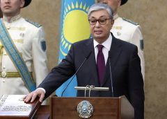 Incumbent Tokayev wins snap elections in Kazakhstan to become the country's second president