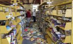 Southern California towns assess quake damage as aftershocks continue
