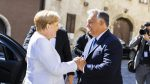 Merkel meets Orban on the anniversary of the Iron Curtain amid new disagreements