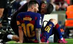 Barcelona's return to victory paths overshadowed by Lionel Messi injury