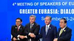 Eurasia gather together at Nur Sultan, but the differences are still significant
