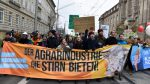 European farmers descend to Strasbourg to protest planned CAP reform