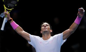 Rafael Nadal pushes off the edge of the abyss to defeat Medvedev in thrilling style