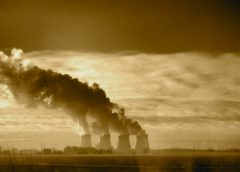 EU worries about climate change and stops funding fossil fuels