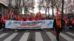 Strong mobilization against pension reform casts doubt on French government