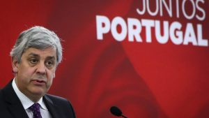 In blow to Eurogroup head, EU Commission criticises Portugal's budget
