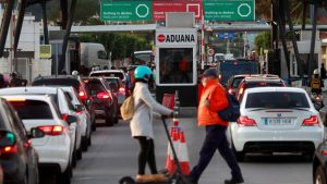 Police detained Moroccan smuggling to Spain via Gibraltar