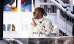 The steering system may be the beginning of Formula 1 for Lewis Hamilton