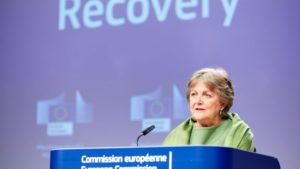Cohesion becomes central in EU recovery package