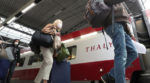 Belgium eases lockdown with free train tickets for every citizen