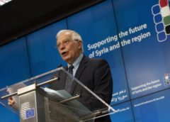 EU expresses concern over UN assistance plan in Syria