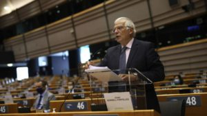 Empires are back, Borrell told EU lawmakers ahead of pivotal EU summit