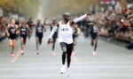Eliud Kipchoge denies that Nike platform shoes gives edge in London racing