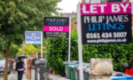 Number of Mortgage approvals rose sharply in connection with the escape of British cities