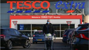 Christmas hamsters push Tesco sales to the records