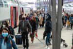 Belgian rail developing system to predict crowd levels on trains