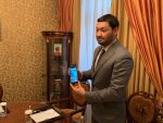 Kazakhstan's venture giant Kenes Rakishev tells about the risky business of being first