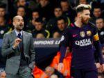 Guardiola: I hope Lionel Messi ends career at Barcelona